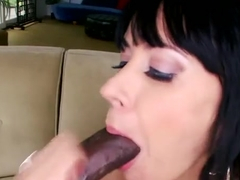 Eva Karera gets destroyed by a big black cock
