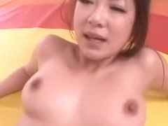Fabulous Japanese model Minori Hatsune in Exotic JAV clip