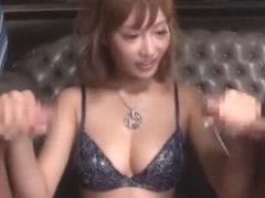 Fabulous Japanese girl Kirara Asuka in Exotic Stockings/Pansuto, Facial JAV movie
