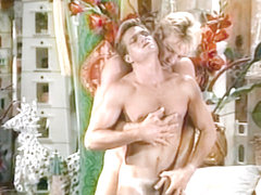 Michael White & Rex Chandler in View To A Thrill Scene 1 - Bromo