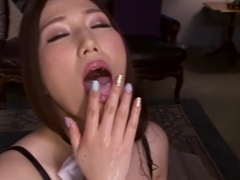 Crazy Japanese girl Ai Sayama in Best JAV censored POV, Gangbang movie