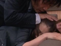 Yuma Asami Asian teacher made to fuck