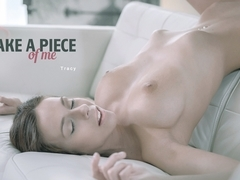 Tracy in Take a Piece of Me Scene