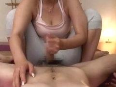 Ladys Ejaculation Instructor