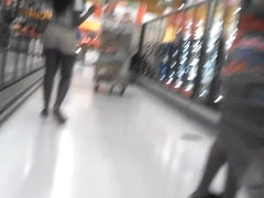 Sexy Black Booty at Walmart by me