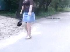 Drunk Lady