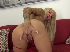 Crazy pornstars Helly Hellfire, Helly Mae Hellfire in Fabulous Big Tits, Dildos/Toys adult video