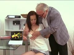 Hottest pornstars in Incredible Big Tits, Oldie xxx video