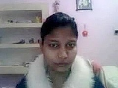 Flashing my Indian boobs on a webcam