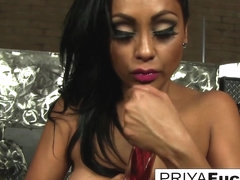 Priya Rai in Priya Rai Makes Herself Cum All Over The Music Studio Floor - PriyaRai