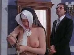 Eva Czemerys,Laura Antonelli in The Eroticist (1972)