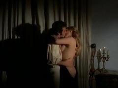 Christiane Rucker,Simonetta Vitelli,Annamaria Tornello in Dr. Frankenstein's Castle Of Freaks (197.