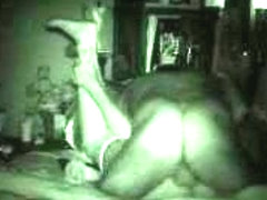 Mom and Dad Going at it on my Hidden Camera!