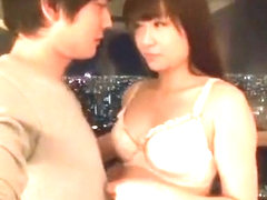 Incredible Japanese chick Mel Nonomiya in Horny Wife JAV clip