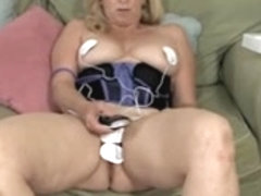 My Sweet Grannies 04 4Masturbation with Electric Stuff)