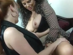 Gilly,Red XXX in PornXN video:Teasing Milfs
