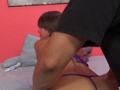 Hottest pornstars Rahyndee James, Scott Lyons in Incredible Cumshots, Medium Tits xxx clip