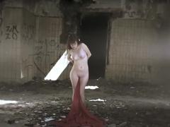 Naked on Stage Luiza Rydlf 148