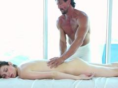 Horny pornstar Kacy Lane in Exotic Redhead, Massage xxx scene