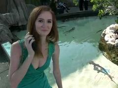Dee Dee Lynn in Virtual Date Movie - AtkGirlfriends