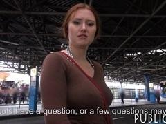 Amateur Czech slut pussy fucked in exchange for money