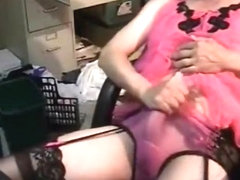 mistress makes me submit to an anal toy