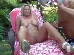 Horny pornstar Anita Blue in fabulous hairy, big tits porn video
