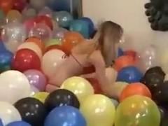 2009 New Years Balloon Burst