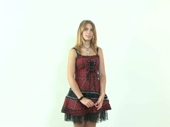 Jenny's Calendar Audition - Netvideogirls