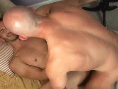 ExtraBigDicks Video: Yuletide Log