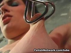 FetishNetwork Video: Ultimate Nipple Torment 8: Mayhem