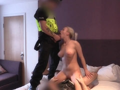 Licky in The Detective Inspect-Hers: Lovely Sexy Czech Escort Serviced - FakeCop