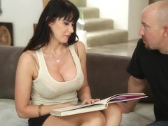 Eva Karera blows hard dick like a pro!