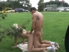 Sex in the public