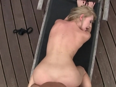 Amazing pornstars David Perry, Karmen Karma, Lindsey Olsen in Horny Swallow, Anal porn clip