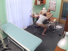 Exotic pornstar in Crazy Medium Tits, Medical porn movie