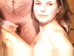 Bisexual amateur threesome fuck