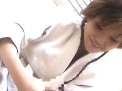 Amazing Japanese slut Akane Hotaru in Crazy Blowjob, Cougar JAV clip