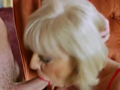 Big Tit Mature Loves Stiff Dicks