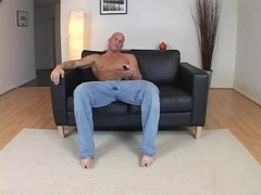 Stud screwed by honey & made to eat own cum (OH4P)