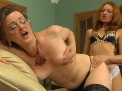 GirlsForMatures Scene: Leonora and Stephanie A