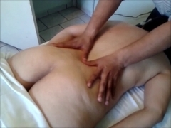 Sexy massage videos with horny BBW who loves anal sex