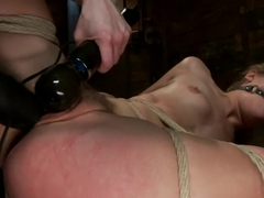 Chastity Lynn Run Through Her Paces!