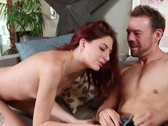Best pornstar Carmen Callaway in horny hairy, tattoos xxx clip