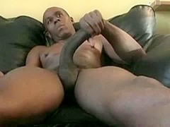 See Techboy during the time that this guy Cams showing off his 10 inch wang