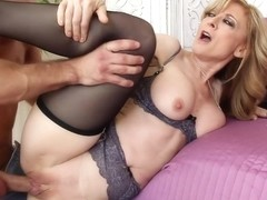 Nina Hartley & Bill Bailey in My Friends Hot Mom