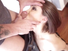 Manhandled Evil Angel XXX Video