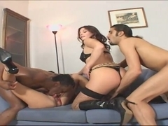 Jessica Fiorentino and Laura Lion participate in crazy group sex