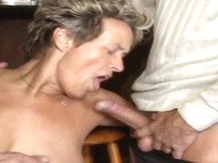 Old Lady Orgie Part 1