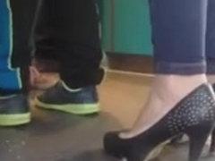 Public Foot Cam lV